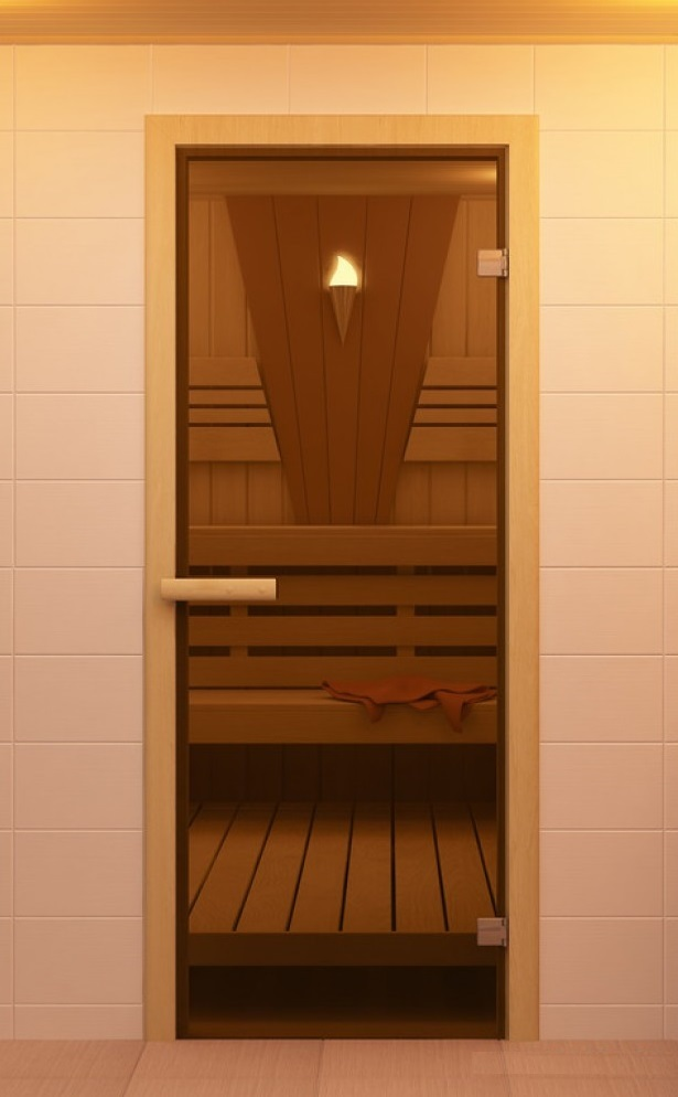 купить дверь в баню сьеклянную